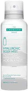 Hand Chemistry Hyaluronic Body Mist-5 oz