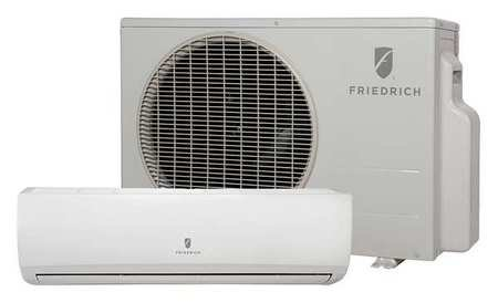 11200 Btu Mini Split Heat Pump, Indoor/Outdoor Set
