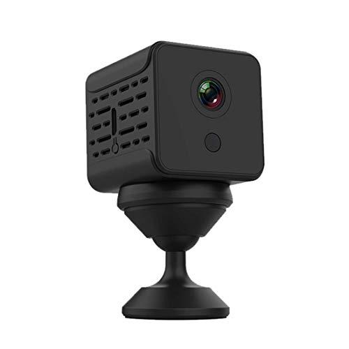 Mini WiFi Camera Small Home Security Wireless Camera, Nanny Cam, Super...