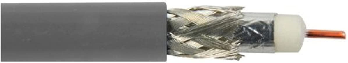 Belden 1694A CM Rated RG6 Digital Coaxial Cable 1000Ft Grey