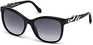 روبيرتو كافالي نظارة شمسية , اسيتات , للنساء , RC877S