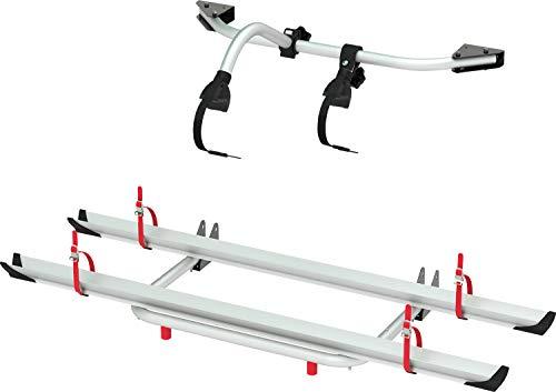 Fiamma Garage Standard Fahrradträger 2 Fahrräder Heckgarage Heck max 50 kg Reise Träger Räder