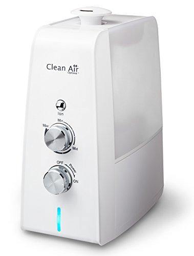2 Humidificateur /à ultrasons /… Humidificateur dair avec ioniseur CA-603 nouveau mod/èle Id/éal pour 45m/²