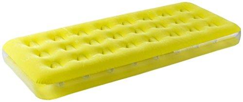 Bestway Kinder Fashion Flack Luftbett, Gelb, One Size