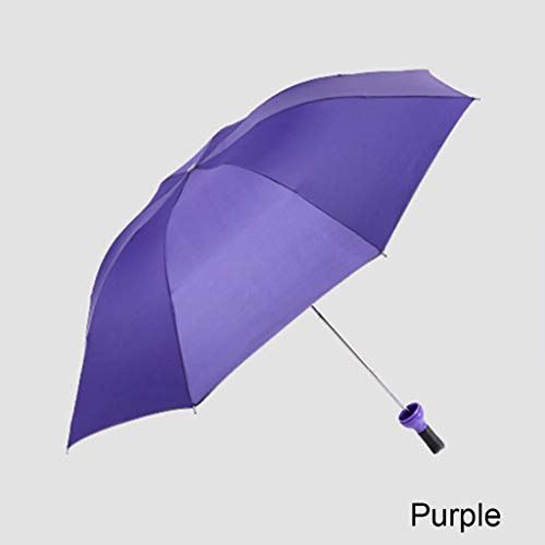 N/ SonnenschirmFashion Wine Bottle Umbrella Portable Folding Sun-rain UV Mini Wind Resistant Umbrella Women Men Gifts