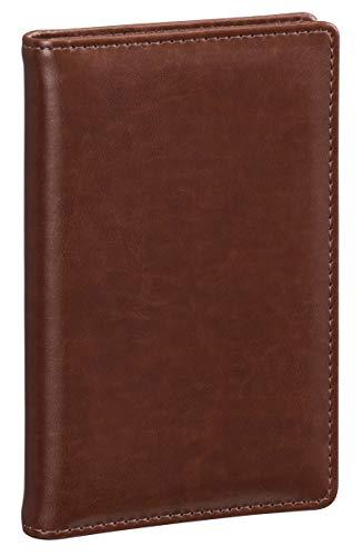 レイメイ藤井 システム手帳 キーワード ポケット ジャストリフィルサイズ ブラウン JWP7012C