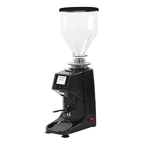 Molinillo Eléctrico de café 1.5L Máquina Trituradora de Granos de Panel Táctil
