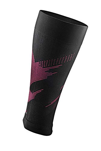 Rockay Blaze Calf & Shin Graduated Compression Leg Sleeves for Men and Women 16-23 mmHg - (1 Pair)