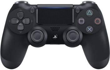 Black PlayStation 4 Pro Controller mit Remapping Paddles und Smart Trigger – PS4 Pro Slim DualShock 4 PlayStation 4 Wireless Controller