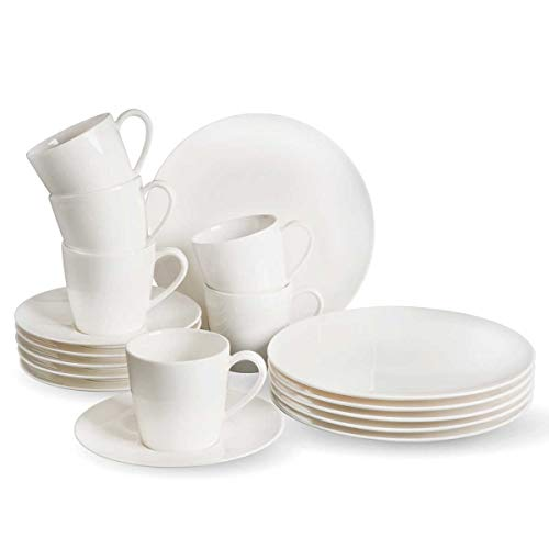 18-tlg. Kaffee Set für 6 Pers. VOICE BASIC Like by Villeroy & Boch