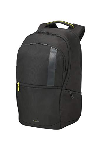 American Tourister Work-EMochila para portátil 17.3 pulgadas, 47.5 cm, 26 L, Negro (Black)