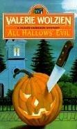 Mass Market Paperback All Hallows' Evil (A Susan Henshaw Mystery #4) Book