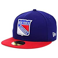 New Era New York Rangers Basic 59FIFTY Cap