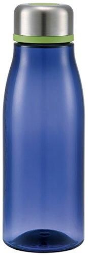 スケーター 直飲み ウォーターボトル 500ml 茶漉し付 水筒 マルシェカラー なすび PTY5