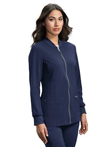 KOI Basics 450 Women's Andrea Jacket Navy M