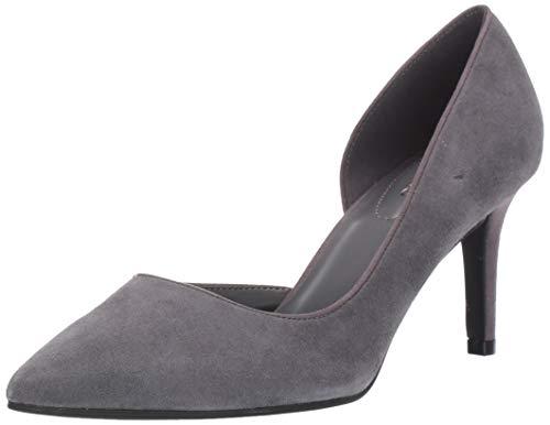 Bandolino Footwear Women's Greti Pump, Dark Gray, 8 Medium US