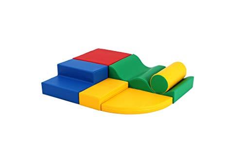 IGLU XL Blocs de Construction en Mousse, Jouets éducatifs - Marque Set 28