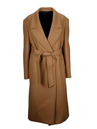 Céline Luxury Fashion Damen 2M151403F02CM Braun Kaschmir Mantel | Herbst Winter 19