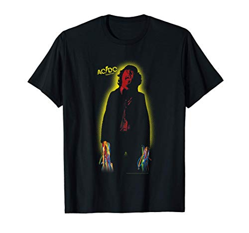 AC/DC Powerage T-Shirt in 3 Colors for Adult, Child, Up to 3XL