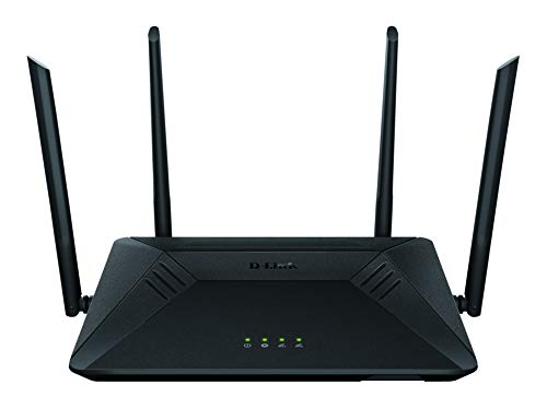 D-Link WiFi Router AC1750 MU-MIMO Gigabit Dual Band Wireless Internet for Home (DIR-867-US) (Renewed)
