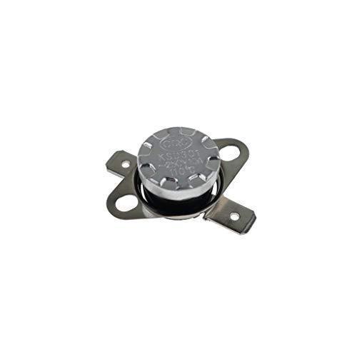 Temperaturschalter Thermostat Thermosensor Temperaturfühler Temperatursensor (Schaltart: Öffner, 110°C)