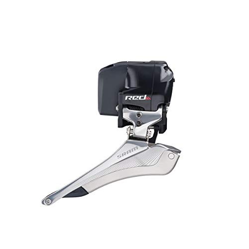 SRAM Red eTap Front Derailleur Silver/Black, Braze-On