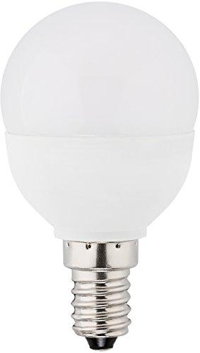 Preisvergleich Produktbild MÜLLER-LICHT 400028 A+,  LED Lampe Tropfenform ersetzt 40 W,  Plastik,  5.5 watts,  E14,  weiß,  8 x 4.5 x 4.5 cm dimmbar