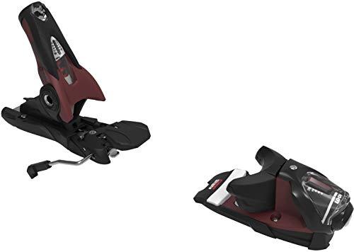 LOOK SPX 12 GW Ski Bindings Black/Wine 100mm