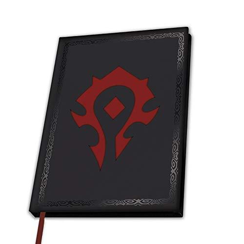 World of Warcraft - Horde - Notizbuch | Blizzard Entertainment