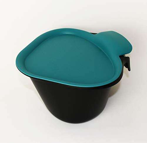Tupperware® Adretto Neue Trendfarbe! Bio-Müll Abfälle - Alles in Einem D188 + Kugelschreiber *Tolle Haushaltshelfer* NEU+OVP