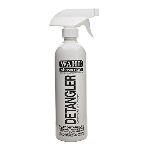 Wahl Dog Detangler Spray - Easy Groom Dog Conditioner and Detangling Spray, 500 ml