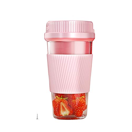 Ulgoo Portable Blender Mini Personal Mixer With...