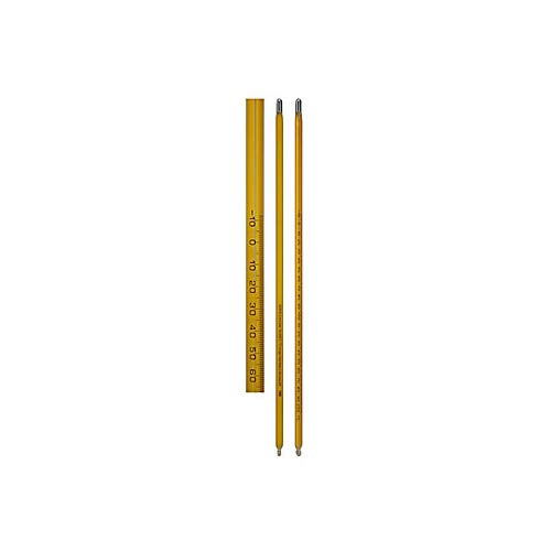High material Thermco ACC6173SBF Thermometer Lg Department store -10 Orem 260Cx1 76 Bl
