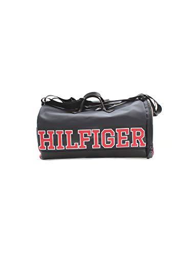 Tommy Hilfiger Reisetasche Varsity Nylon Duffle, 901