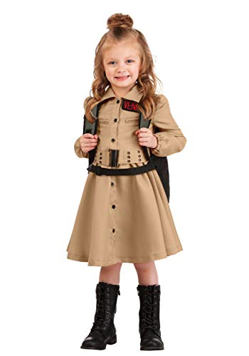 Toddler Ghostbusters Costume Dress 4T