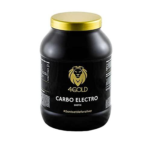 4Gold Carbo Elektro Isotonisches...
