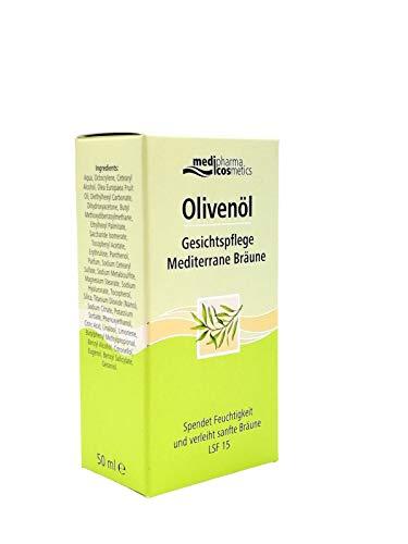 OLIVENÖL GESICHTSPFLEGE Creme mediterrane Bräune 50 ml