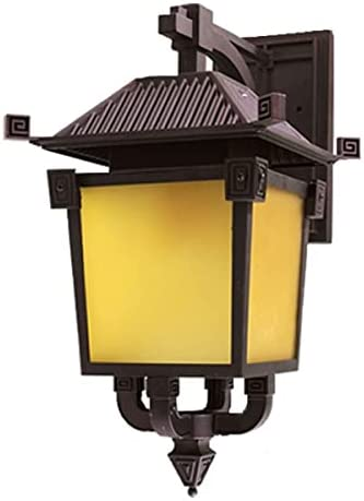Houston Mall Gifts JXEXF Outdoor Wall Sconce Fixture Balcony Patio Porch Landscape