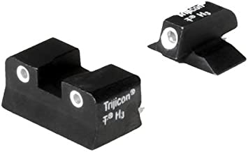 Trijicon 3 Dot Front And Rear Night Sight Set for Beretta Cougar