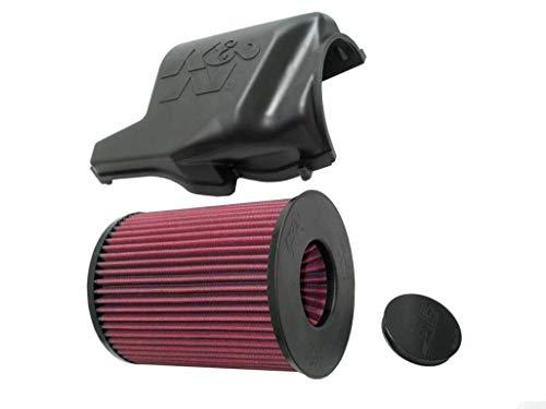 K&N 57S-400 Waschbarer und wiederverwendbarer KFZ Hochleistungsluftfiltersystem
