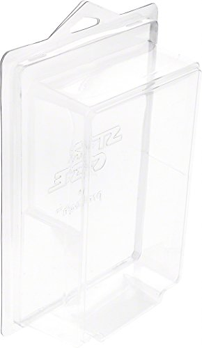 """ProTech STAR4 Star Case Storage/Display for a Universal Star Wars Carded Figure, 6"""" W x 9"""" H x 2.25"""" D, 25-Pack image"""