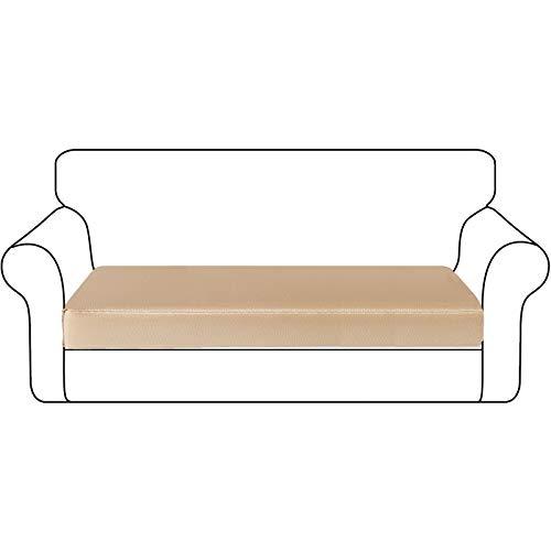 MZBZYU Cojín Colchón para Palet Sofá Banco 100x40x5cm Asiento Cómodo e Impermeable para Muebles Exterior