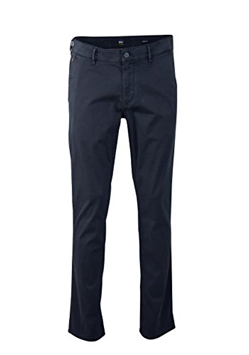 BOSS Herren Schino-Regular D Regular-Fit Casual-Chino aus angerauter Stretch-Baumwolle