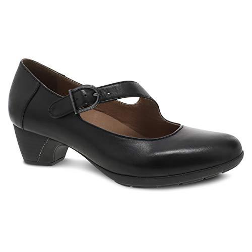 Dansko Women's Dianne Black Mary Jane Heel 10.5-11 M US