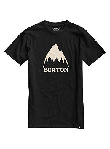 Burton Classic Mountain High T-Shirt S True Black