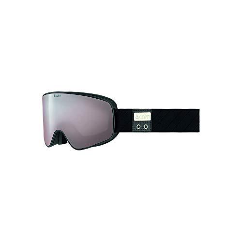 Cairn Skibril, magnetisch, mat, zwart/zilverkleurig
