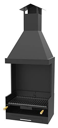 Barbacoa de carbón vegetal FM BV-13 para colocar o empotrar