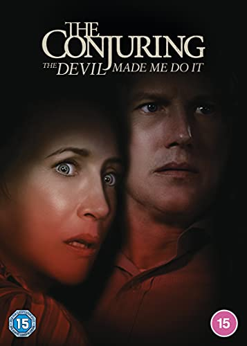 The Conjuring: The Devil Made Me Do It [DVD] [2021]