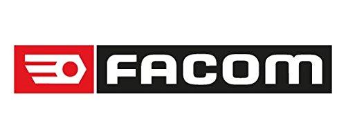 Facom U.312-04-02 schroeven met 3 moeren voor U.312H, zilverkleurig, 3 stuks