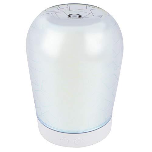 Mini Humidificador Humidificador De Niebla Fresco 100 Ml Colorido Noche Luz De Humidificador Ultrasónico Aromaterapia Difusor De Aceite Esencial para Plantas Caseras Habitación Bebé 100-240V